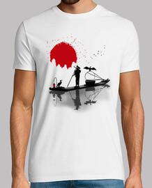 pescatore asiatico