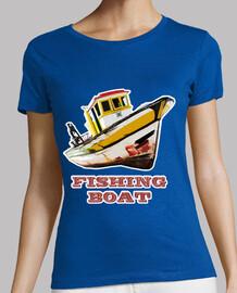 pescatore barca