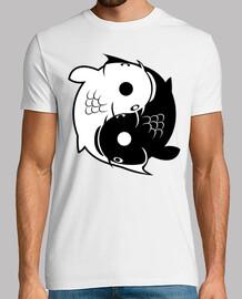 pesce yin yang