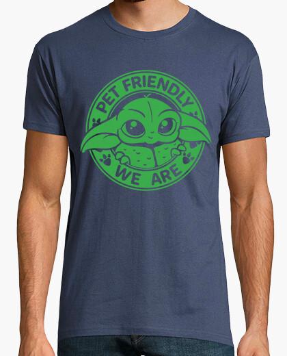 T-shirt pet friendly v2