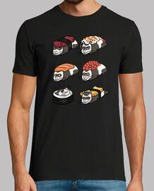 pet furetto nigiri sushi