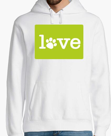 Jersey Pet love (verde lima)