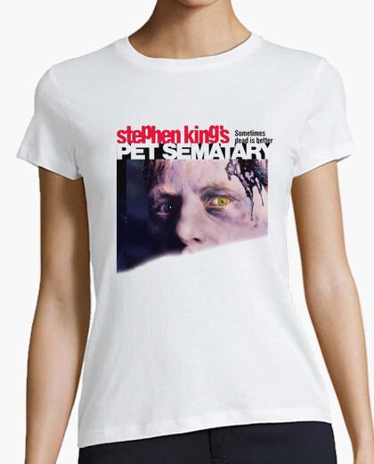 Camiseta Pet Sematary