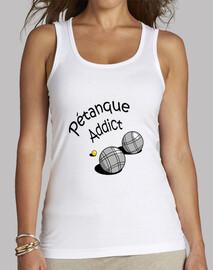 Petanque addict