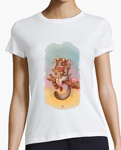 Camiseta Petauros aventureros