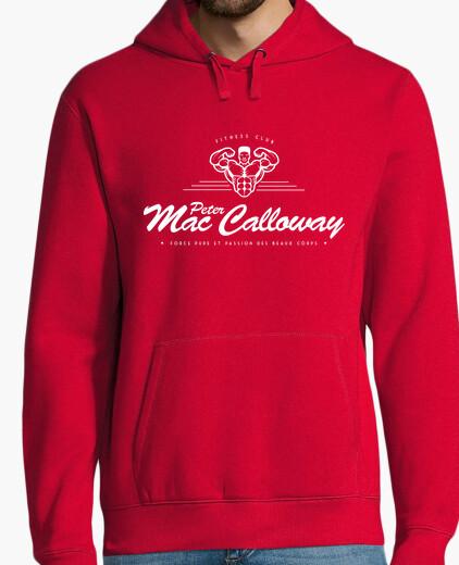 Jersey Peter Mac Calloway Fitness Club