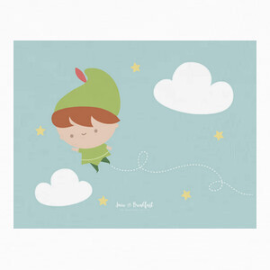 T-shirt Peter Pan