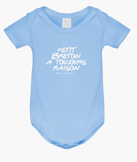 Vêtements enfant Petit Breton a toujours raison