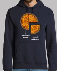 petit déjeuner pizza boy sweat