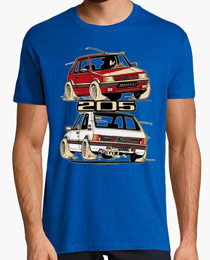 Camiseta PEUGEOT 205