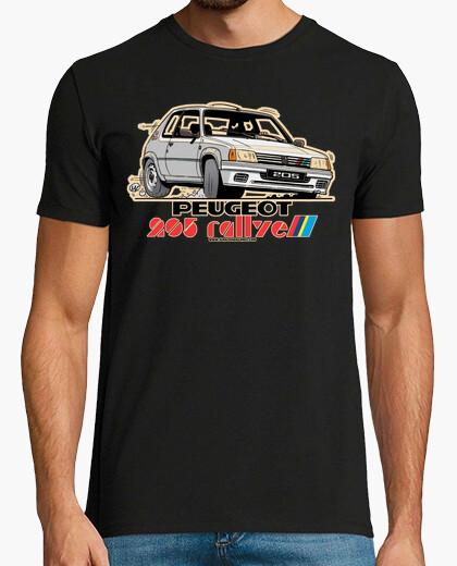 Camiseta PEUGEOT 205 RALLYE