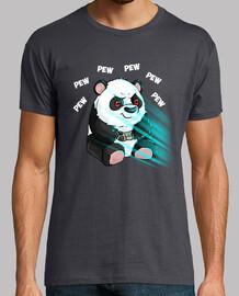 pew pew panda gaming video games