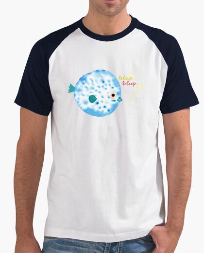 Camiseta Pez globo