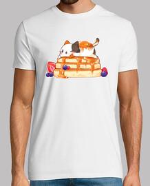 Pfannkuchen Katze