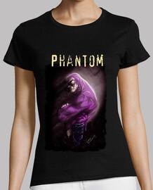 Phantom in the Dark woman