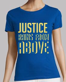 Pharah Overwatch camiseta azul