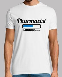 pharmacist loading