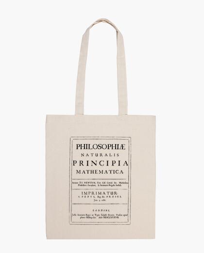 Bolsa Philosophiae naturalis principia mathematica