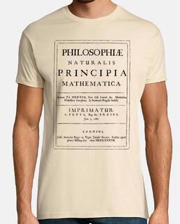 philosophiae naturalis principia mathématique