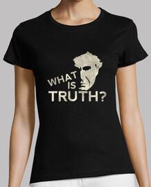 philosophie qu'est la vérité