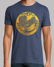 phoenix attitude man camiseta