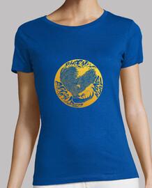 phoenix attitude mujer camiseta