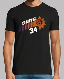 Phoenix Suns Barkley (pecho y espalda)