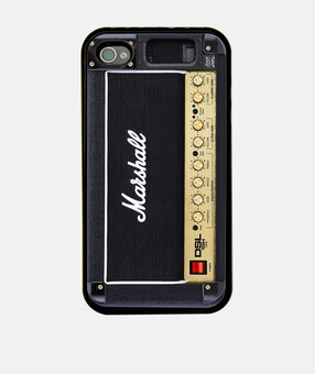 Phone cover Amplificador Marshall iPhone 4 y 4s