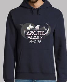 photo de famille arctique
