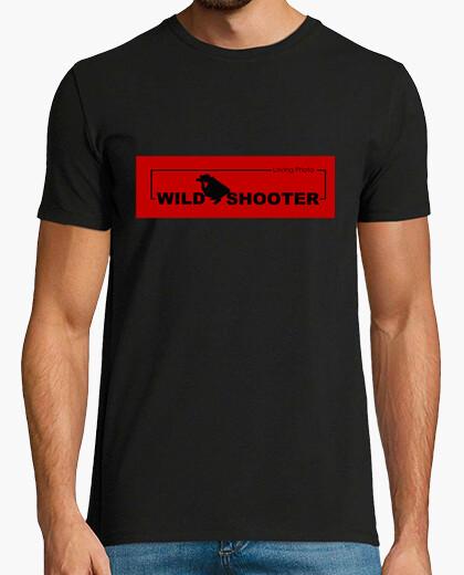 Photographers wild shooter man t-shirt