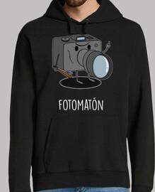 photomaton noir