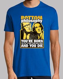 phrase philosophie fond vous êtes né et vous mourrez