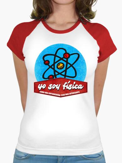Tee-shirt physique des superheroine