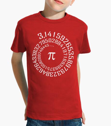 Vêtements enfant pi - mathématiques