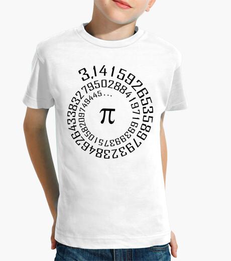 Vêtements enfant pi - mathématiques -