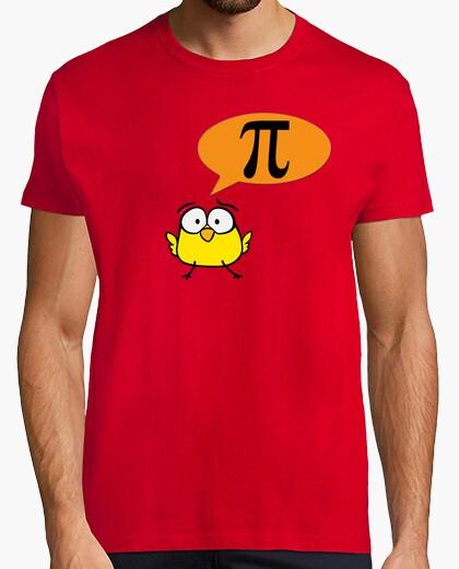 T-shirt pi chick