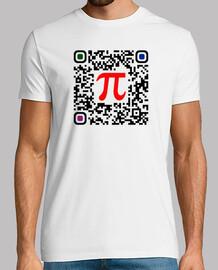 Pi codigo QR (50 decimales)