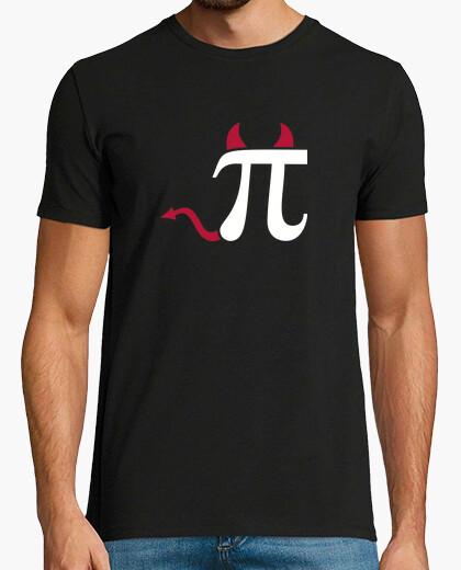 Tee-shirt pi diable