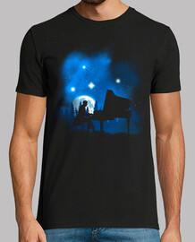 pianista di notte
