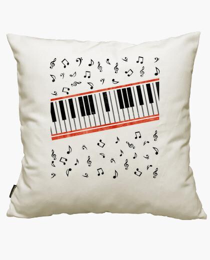 Piano cushion cover