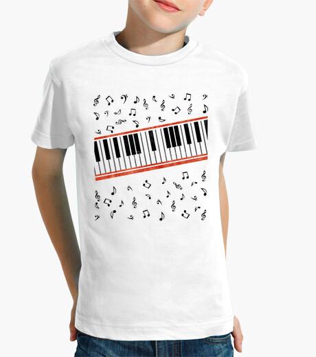Vêtements enfant piano