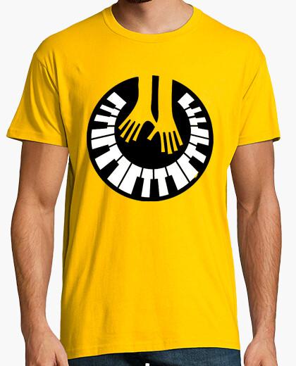 Camiseta Piano Hands