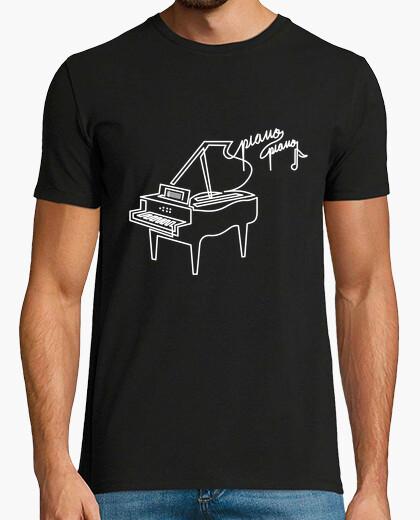 Piano piano t-shirt