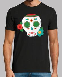 piatto sugar skull 3