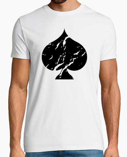 Tee-shirt pica poker