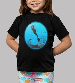 piccola mermaid