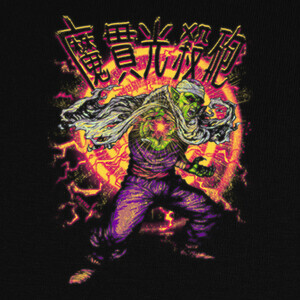 Tee-shirts Piccolo attack - halloween