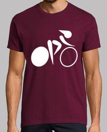 Pictograma Ciclista