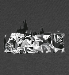 Camisetas Picture of Hogwarts