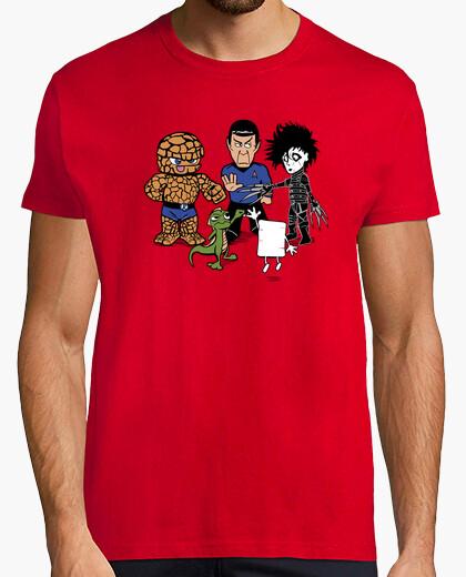 Camiseta Piedra, Papel , Tijera...